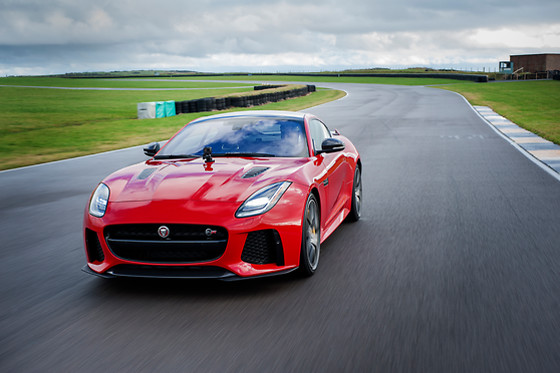 Pilotage en Jaguar F-TYPE SVR - GT Drive - Circuit Paul Ricard Driving Center (83) - photo 0