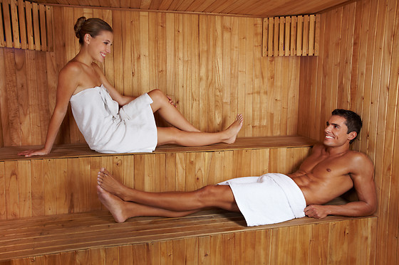 Sauna et massage antistress pour 2 au Sauna Phoenix à Landen (Brabant flamand) - photo 0