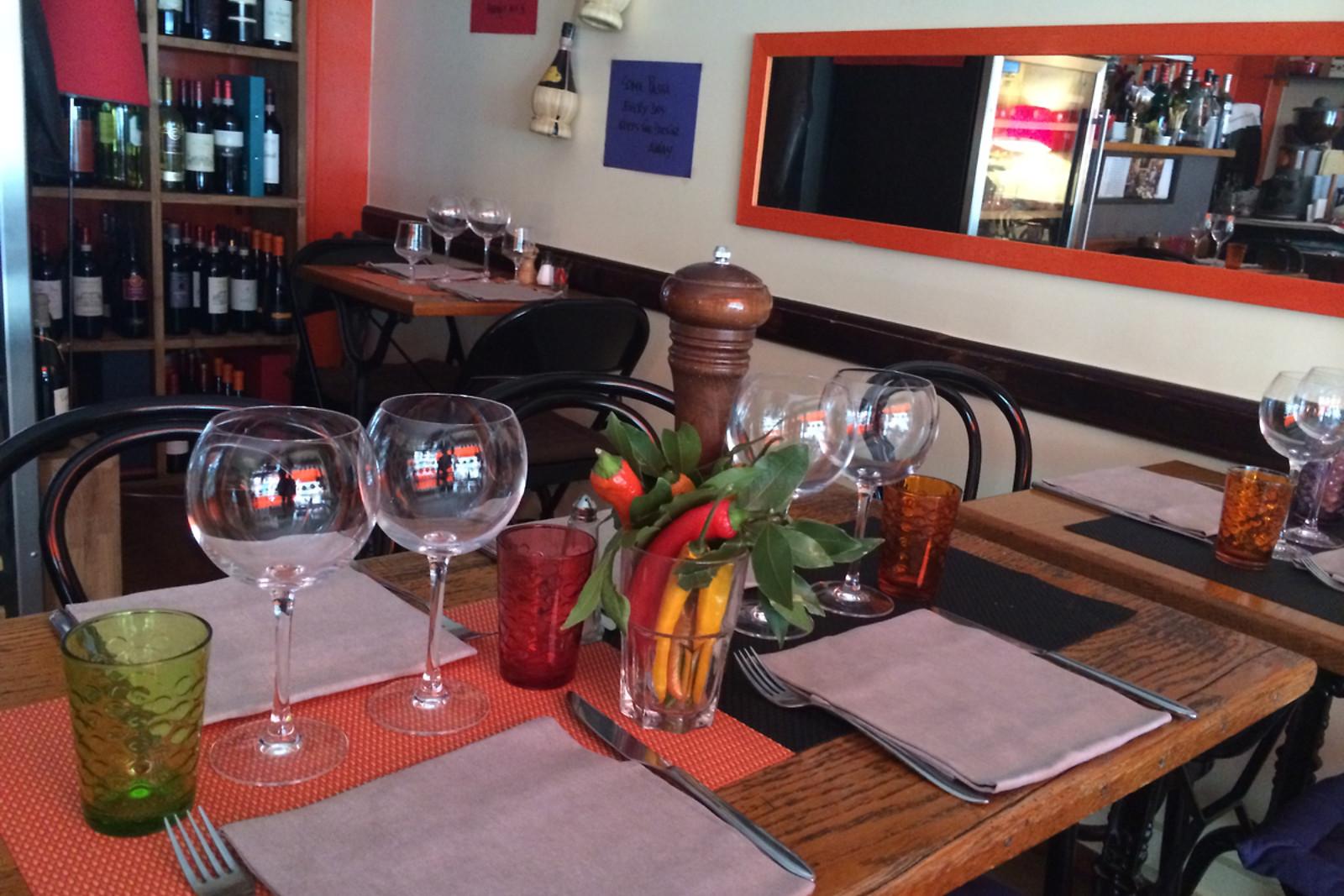 Un Repas En Duo Chez Il Piccolino A Paris 75