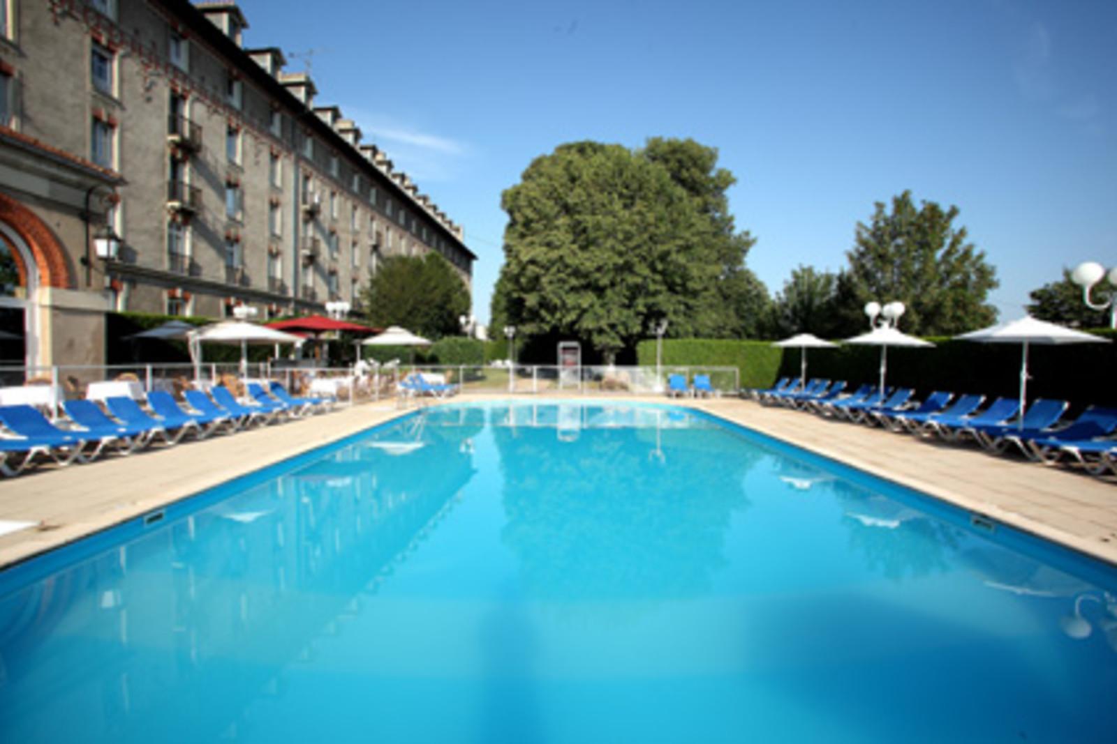 Contrexeville Hotel Spa