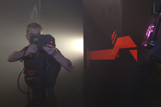 Laser game évolution cherbourg - photo 2