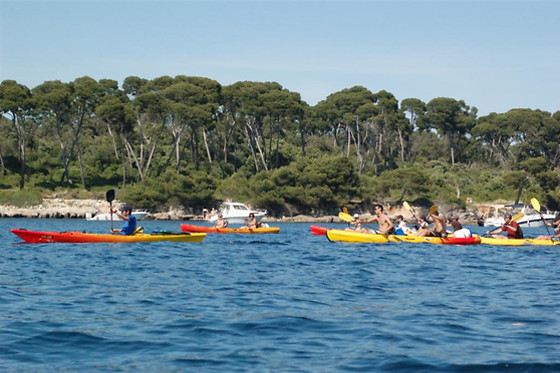 Excursion en canoë-kayak pour 2 - Seasfirst - Juan-les-Pins (06) - photo 0