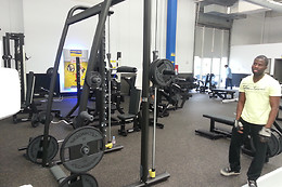 FITNESS PARK NEUILLY PLAISANCE