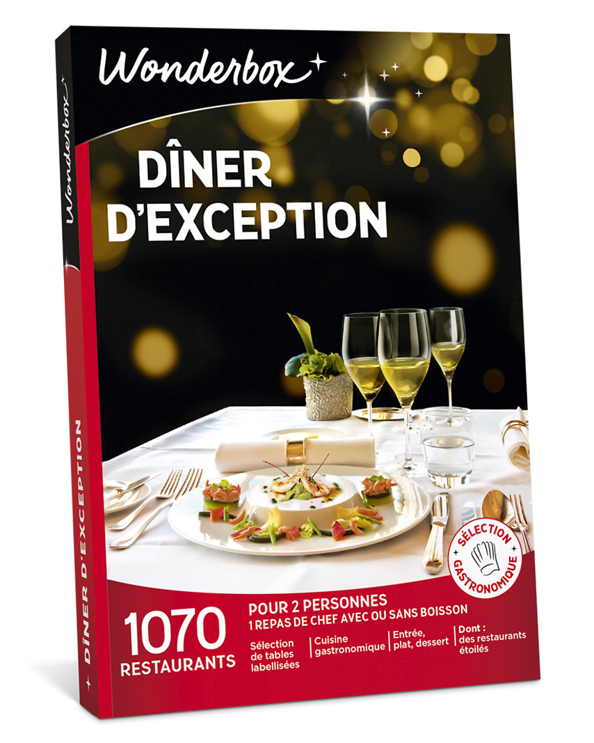 Dîner d'exception