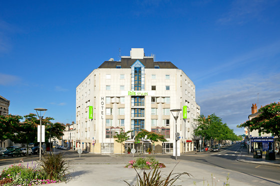 Hotel ibis Styles Tours Centre - photo 0