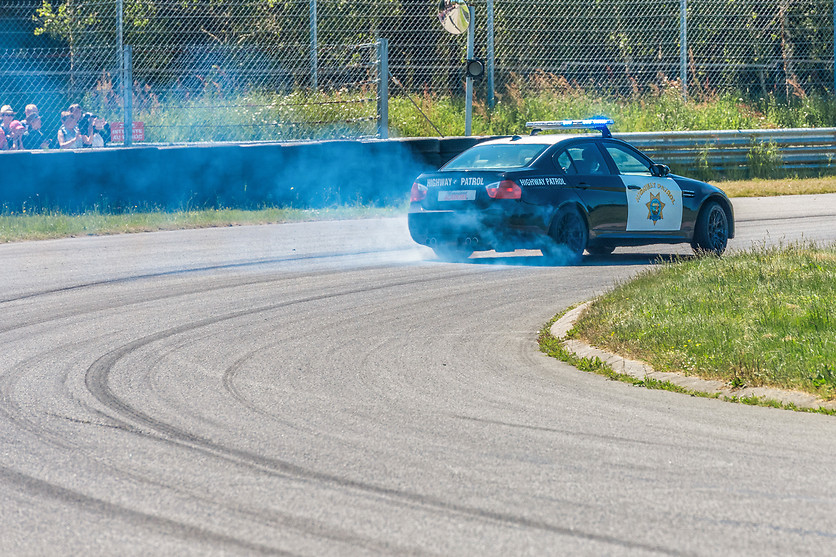 Baptême glisse passager en BMW M3 - Motorsport Academy - Circuit de Lohéac (35) - photo 3