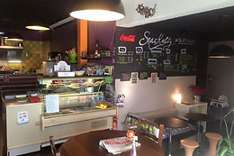 Repas au Snackality Montpellier (34)