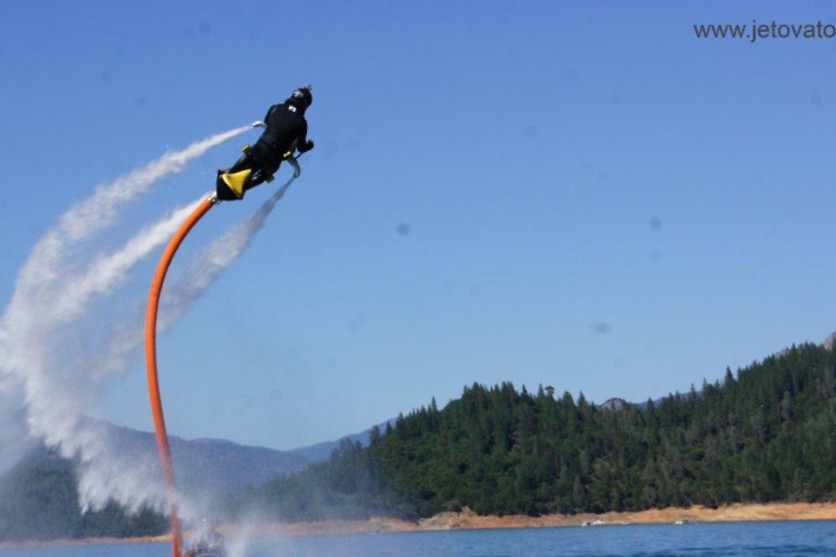 2 sessions de flyboard pour 2 - One rider Compagny - Aigue-Mortes (30) - photo 2