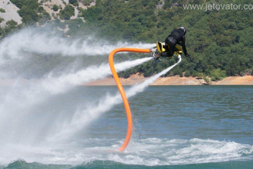 2 sessions de flyboard pour 2 - One rider Compagny - Aigue-Mortes (30) - photo 3