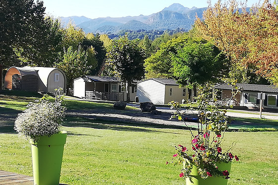 Camping d'Audinac les bains - photo 2