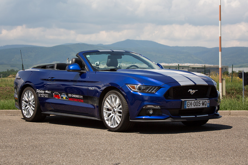 Pilotage d'une Ford Mustang Shelby - 200 Chrono - Colmar (68) - photo 19