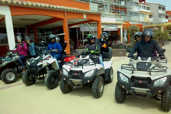 Randonnée en quad - Watersport 66 - Le Barcarès (66) - photo 0