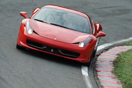 Pilotage de la Ferrari F458 - Pilotage Passion - Circuit d'Abbeville (80) - photo 0