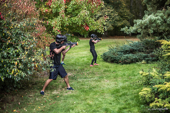Laser game outdoor - Fun & Sports - Avermes (03) - photo 0