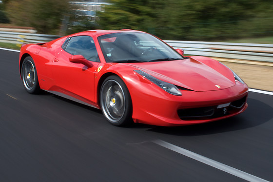 Pilotage d'une Ferrari 458 Italia - Motors Consulting - Toulouse (31) - photo 0