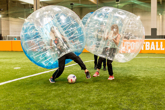 Une heure de Bubble Bump en groupe - Bubble Bump Troyes - Sainte-Savine (10) - photo 0