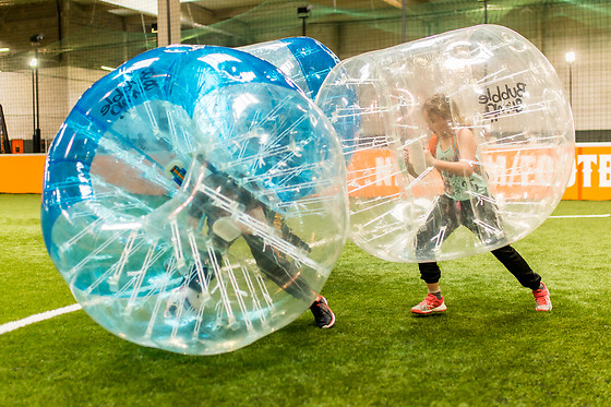 Une heure de Bubble Bump en groupe - Bubble Bump Troyes - Sainte-Savine (10) - photo 1