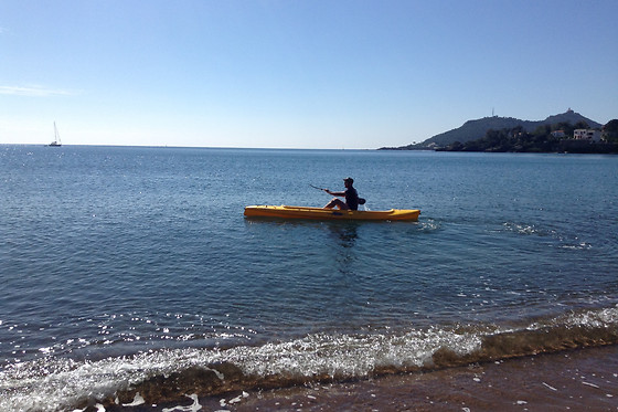 Session de kayak ou de stand-up - Esterel et vous - Puget sur Argens (83) - photo 0