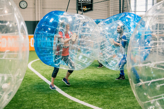 Une heure de Bubble Bump en groupe - Bubble Bump Troyes - Sainte-Savine (10) - photo 12