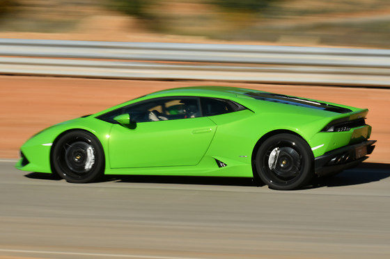 Pilotage d'une Lamborghini Huracan - Motors Consulting - Toulouse (31) - photo 5