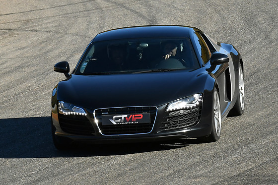 Pilotage d'une Audi R8 - POLE POSITION - Circuit de Reims-Juvincourt (02) - photo 2