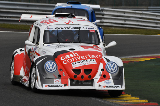 Pilotage sur circuit en VW Funcup - AC Motorsport - Stavelot (Liège) - photo 1