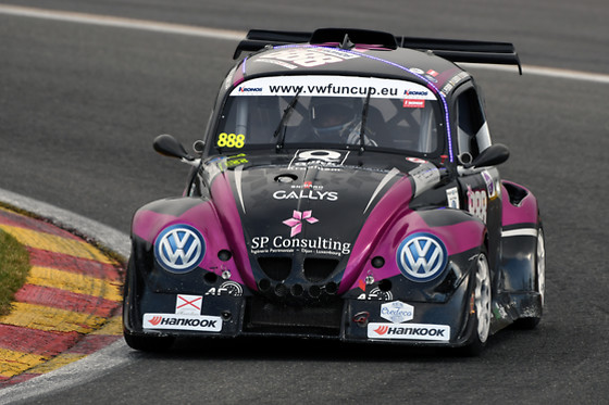 Pilotage sur circuit en VW Funcup - AC Motorsport - Stavelot (Liège) - photo 4