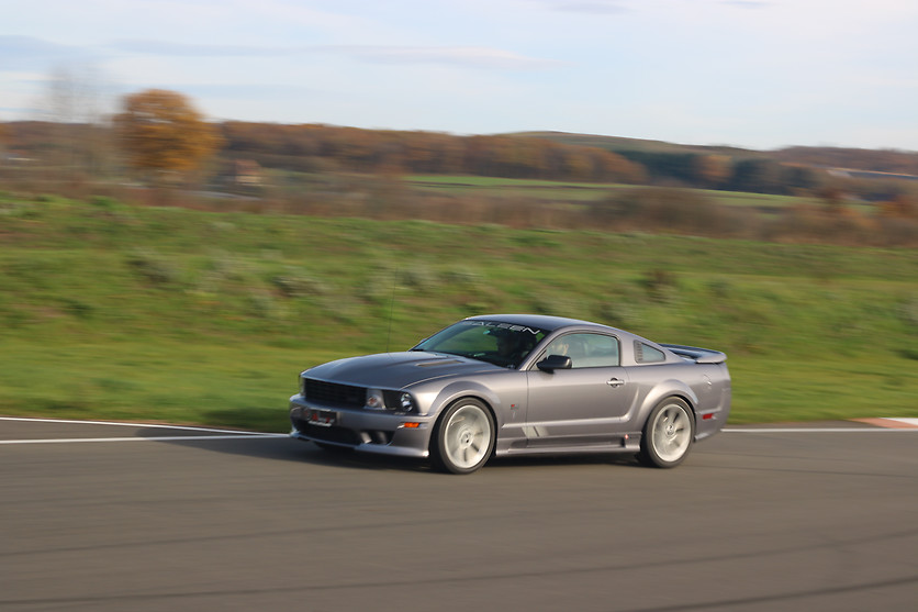Pilotage d'une Ford Mustang Saleen - Almacar - Circuit de Mornay (23) - photo 1