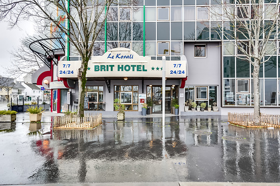 Brit Hotel Saint-Nazaire Centre - photo 0
