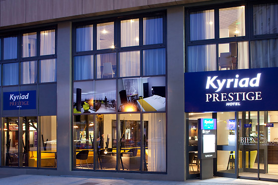 Hôtel Kyriad Prestige - photo 0