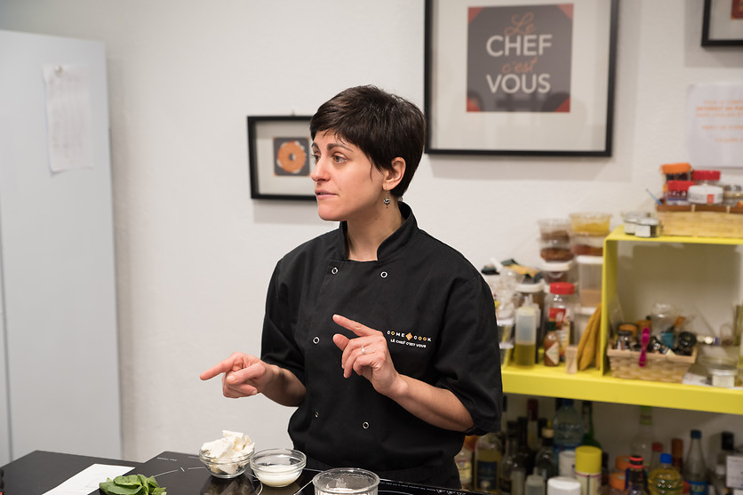 Un cours de cuisine en duo chez Come and Cook à Valence (26) - photo 11