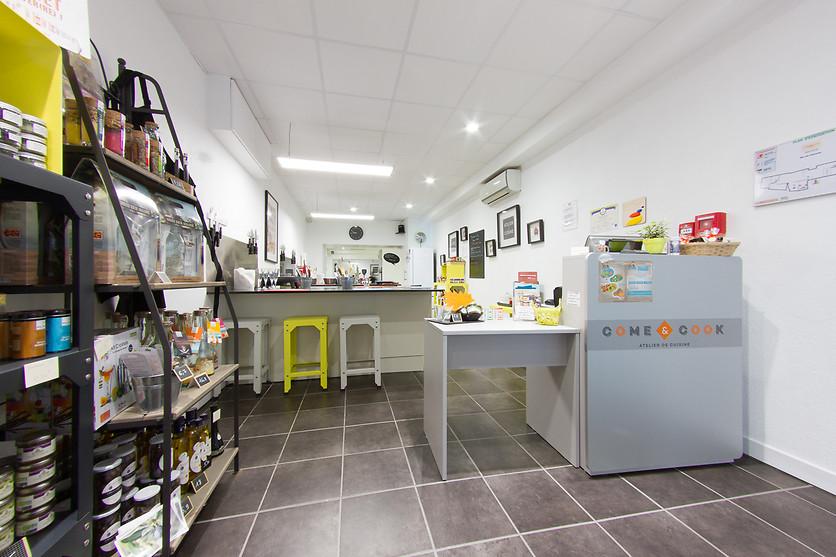 Un Cours De Cuisine En Duo Chez Come And Cook à Valence - Cours de cuisine valence