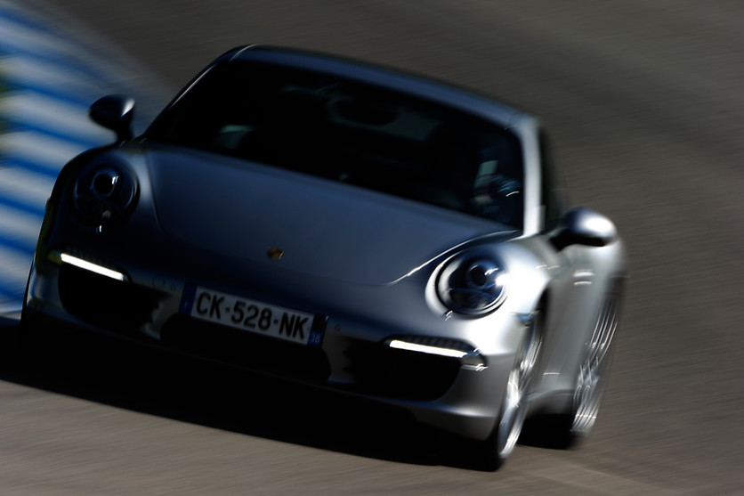 Pilotage de Porsche 911 type 991 Carrera S- Circuit du Laquais - Champier (38) - photo 1