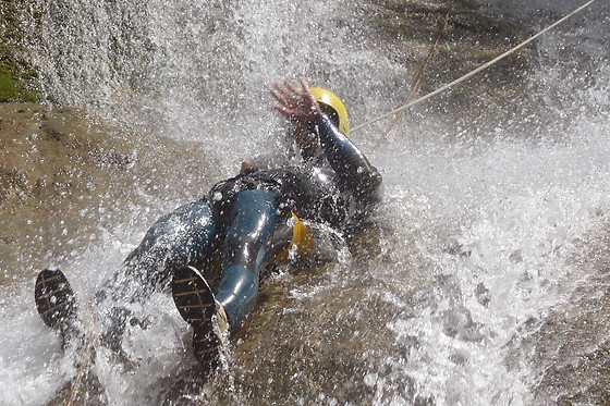 Session de canyoning pour 2 - Canyoning Aventure - Grenoble (38) - photo 0