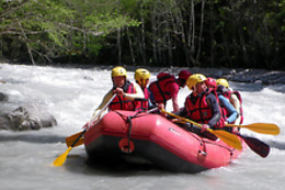 Descente en rafting -  Integral Rafting - Venosc (38)