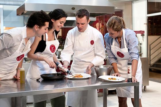 L 39 atelier des chefs coffret cadeau wonderbox - Offrir un cours de cuisine ...