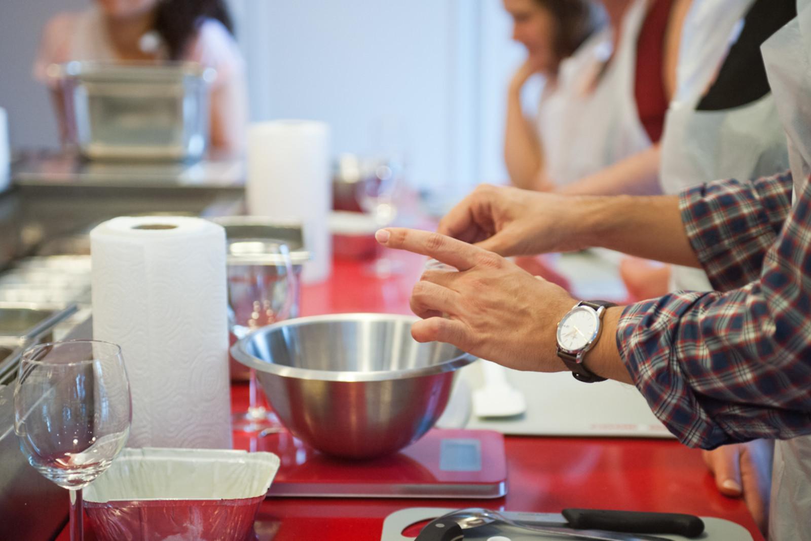 Ateliers de cuisine chez cook go nantes 44 wonderbox for Wonderbox cuisine