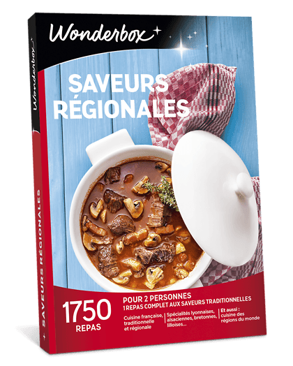 Saveurs Regionales