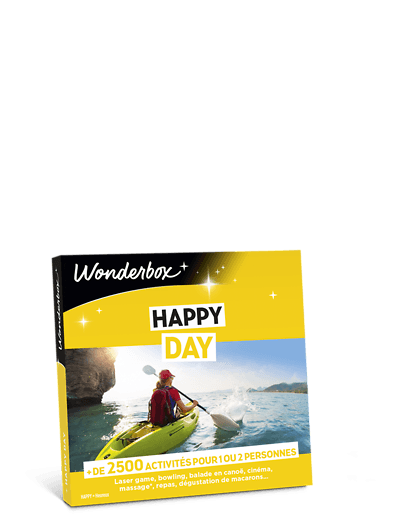 Coffret cadeauHappy Day