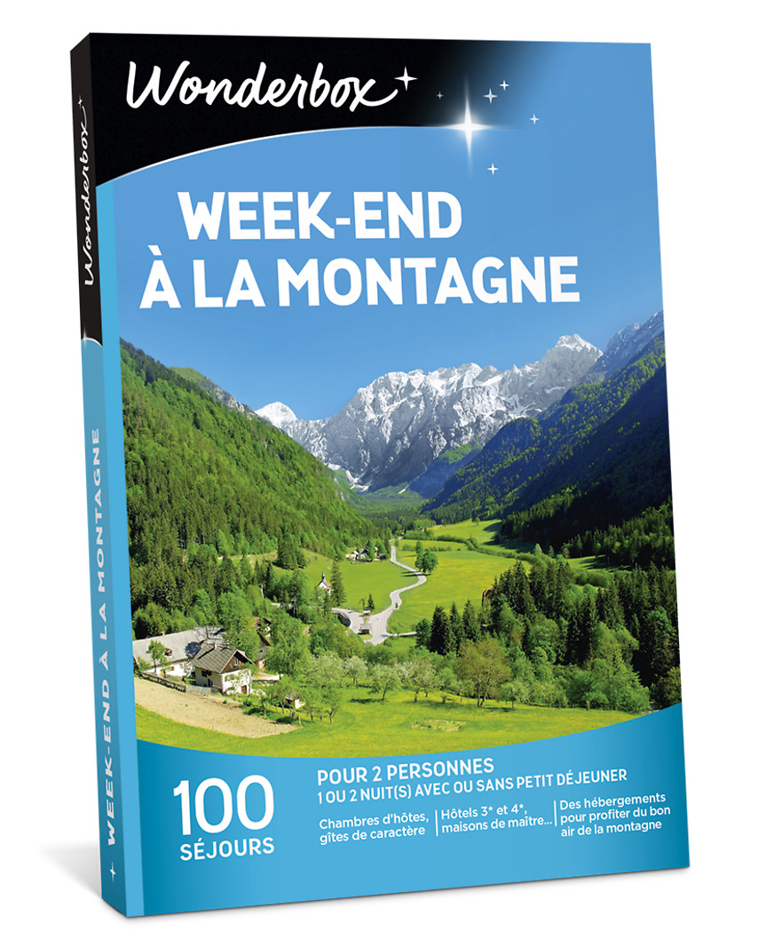 Week-end à la montagne