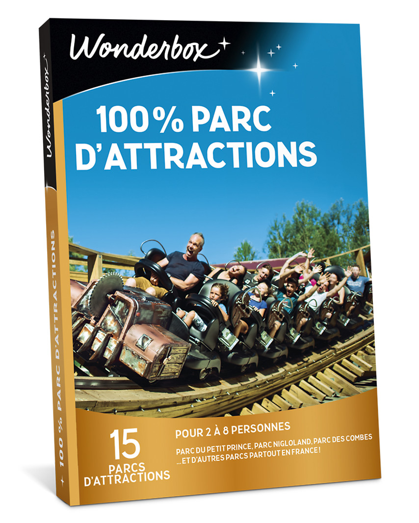 100 % Parc d'attractions