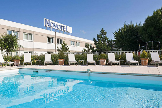 NOVOTEL AMIENS-BOVES **** - photo 1