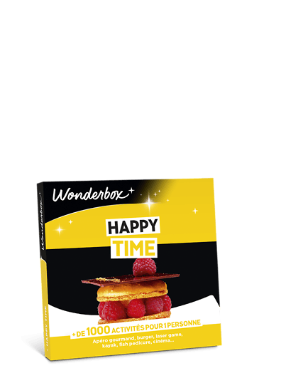 Coffret cadeauHappy Time