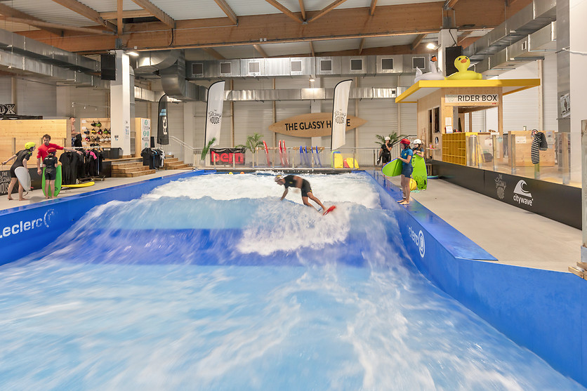 Indoor Surf pour 2 - The Glassy House - Saint-Gilles-Croix-de-Vie (85) - photo 7