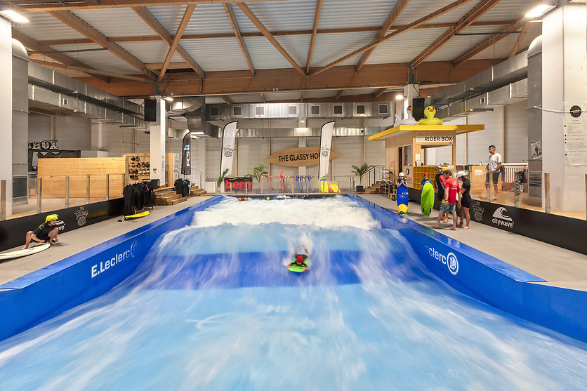 Indoor Surf pour 2 - The Glassy House - Saint-Gilles-Croix-de-Vie (85) - photo 3