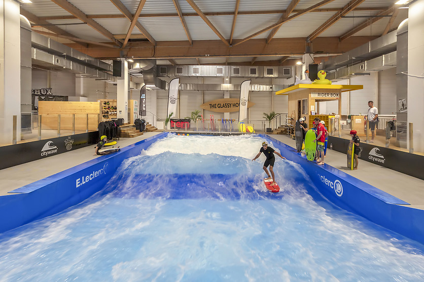 Indoor Surf pour 2 - The Glassy House - Saint-Gilles-Croix-de-Vie (85) - photo 4
