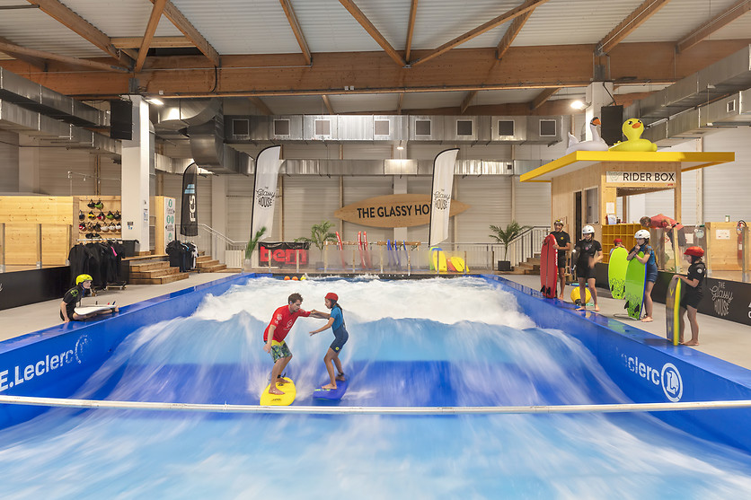 Indoor Surf pour 2 - The Glassy House - Saint-Gilles-Croix-de-Vie (85) - photo 2