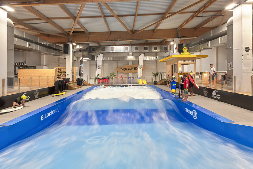 Indoor Surf pour 2 - The Glassy House - Saint-Gilles-Croix-de-Vie (85) - photo 12