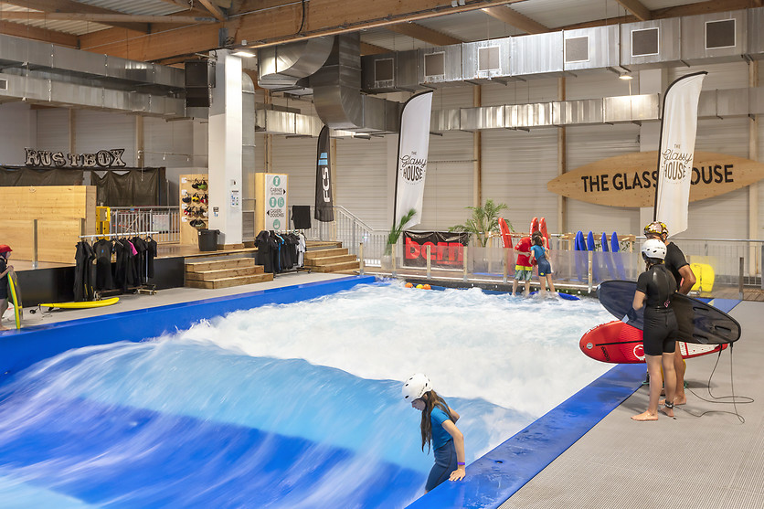 Indoor Surf pour 2 - The Glassy House - Saint-Gilles-Croix-de-Vie (85) - photo 14