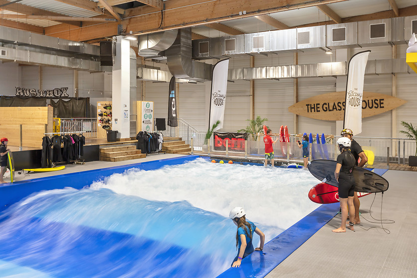 Indoor Surf pour 2 - The Glassy House - Saint-Gilles-Croix-de-Vie (85) - photo 17